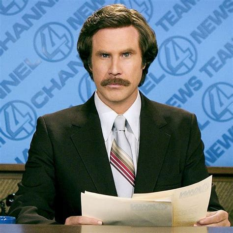 Anchorman 3 Might Tackle Iraq or New Media -- Vulture