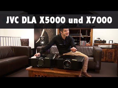 JVC DLA-X5900WE e-shift5 :: Kosmas Audio Video