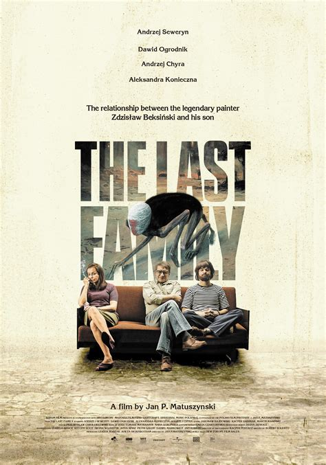 The Last Family - Official Film Poster - The Film Agency