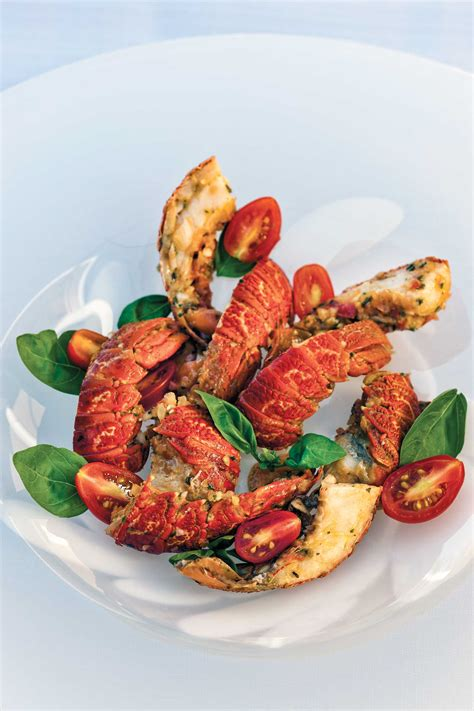 Life on a table recipe #4 - Lesley's crayfish salad
