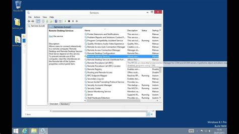 Allow Multiple Remote Desktop RDP sessions in Windows 8