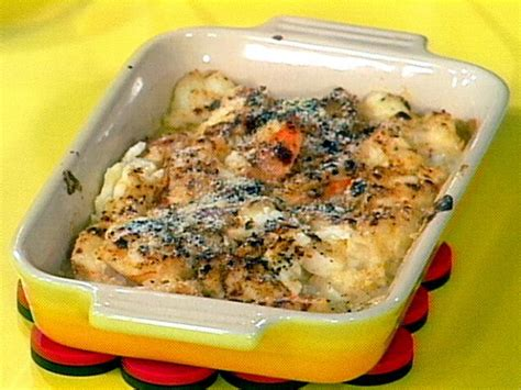 Lobster Tails Thermidor Recipe   Rachael Ray   Food Network