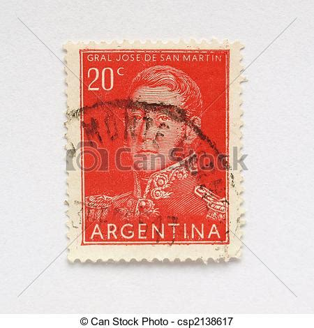 Timbre, argentin