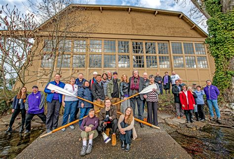 The UW 'Boys in the Boat' rowing 'home' that launched a