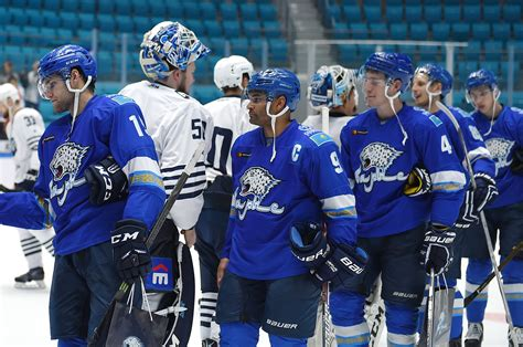 Barys begins 10th KHL season with roster of fresh faces