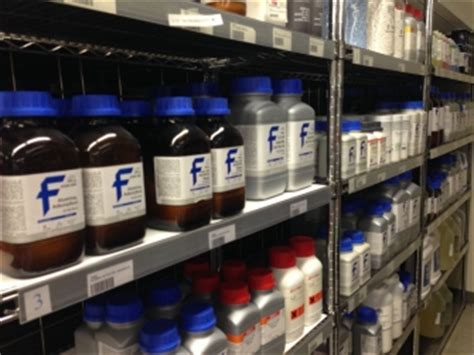 Chemistry Stores | Department of Chemistry | College of