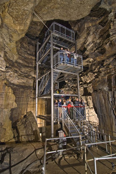 Mammoth Dome Tower is new and improved - Mammoth Cave