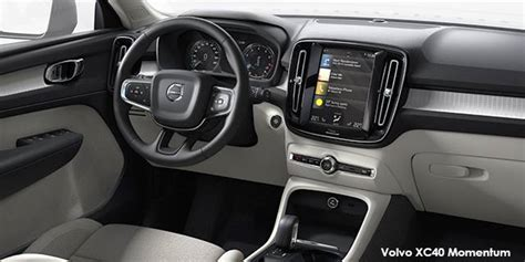 Volvo XC40 D4 AWD Momentum Specs in South Africa - Cars