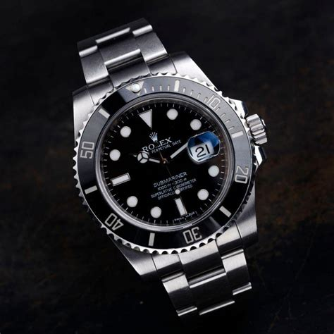 ROLEX 116610LN SUBMARINER – Bulang and Sons