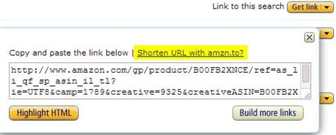 How to Use Amazon Link Shortener For Amzn