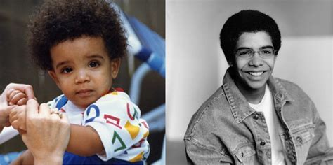 10 Celebrities When They Were Young