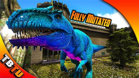 EPIC FULLY MUTATED GIGANTOSAURUS! GIGA BREEDING AND ZOO