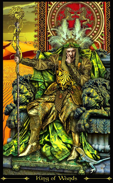 King of Wands-REVISED by *Elric2012 on deviantART