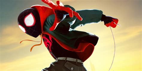 Spider-Man: Into the Spider-Verse Character Posters | Collider