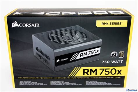 REVIEW: CORSAIR RM750X | ACTUALIDAD HARDWARE