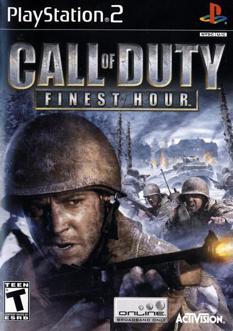 Call of Duty: Finest Hour XBOX, PS2, GCN game - Mod DB