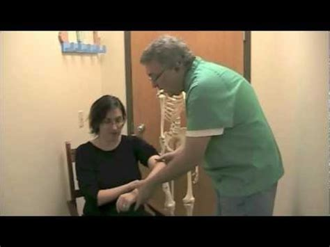 Nursemaid's Elbow - YouTube