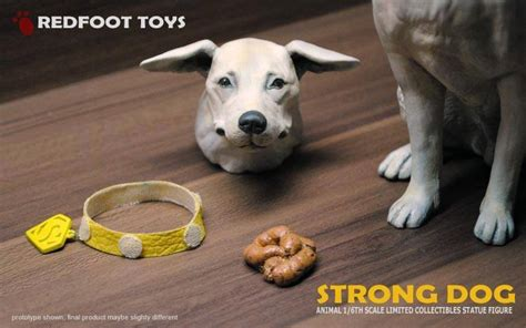 Redfoot Toys: Strong Dog