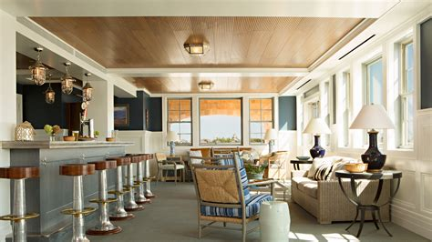 The Stunning Restoration of a 129-Year-Old Yacht Club by