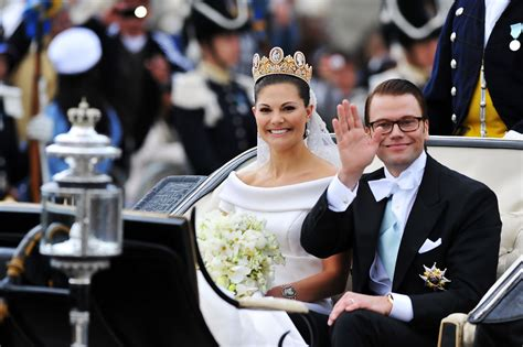 Princess Victoria of Sweden Wedding Pictures - Princess