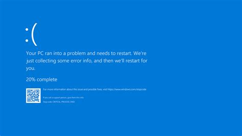 The Dreaded Blue Screen Of Death - The Computer Warriors