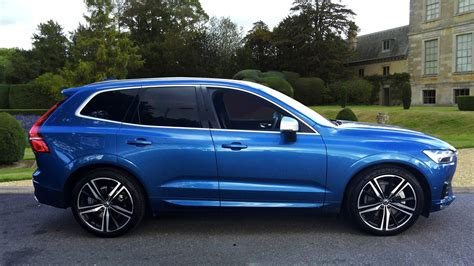 Volvo XC60 D4 R-Design Automatic Pro, Used vehicle, by