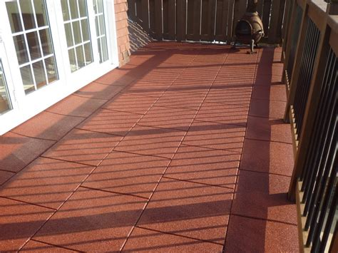 Balcony Tiles | MORAY EPDM