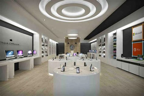 Cell Phone Store Design - Custom Mobile Cell Phone Shop