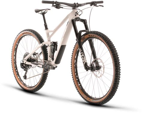 Cube Stereo 150 C:62 Race 29 grey n carbon 2020 - Fully