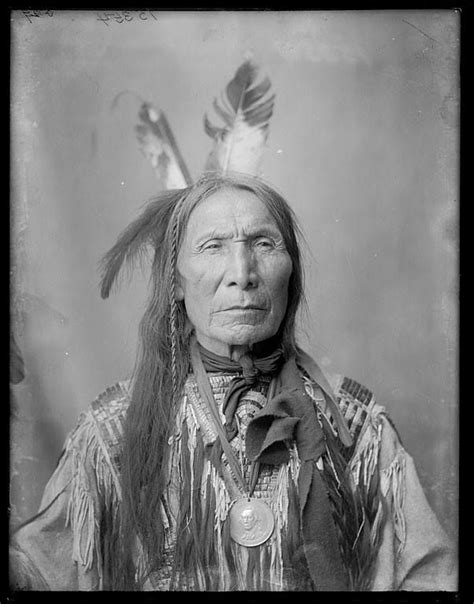 Chief Yellow Hair, Brule Sioux