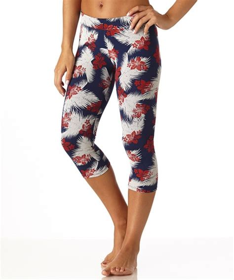 Bluestockings Boutique — Floral Everyday Leggings by PACT