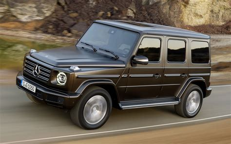 2018 Mercedes-Benz G-Class - Wallpapers and HD Images