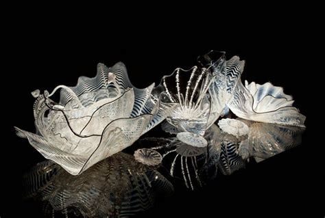 Dale Chihuly Exhibition at the latest Halcyon Gallery on