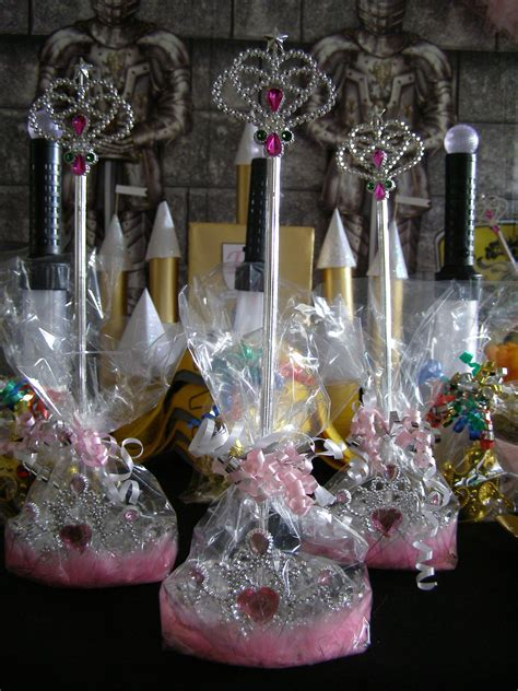 A Royal Princess Wand and Tiara set is the perfect party