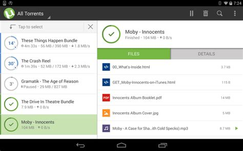 uTorrent APK for Android - Download