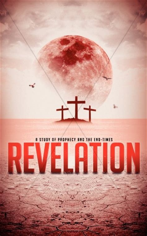 End Time Prophecy Book Of Revelation Church Powerpoint
